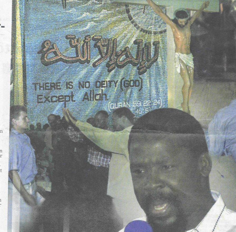 Une prophétie vraie du faux prophète TB Joshua, à propos de l'attaque de Nice ? (Vidéo)  TBJoshua-Allah